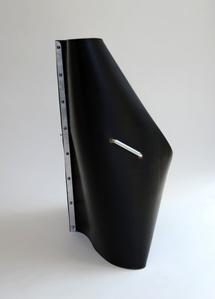 Black Rubber Chair