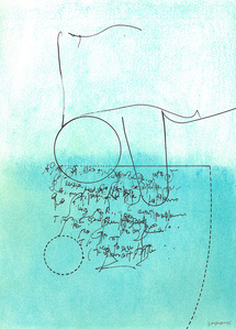 Geometric Scribe #20