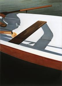 Ruder und Planke