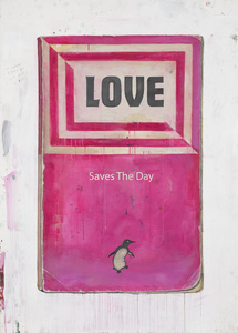 Love - Saves The Day