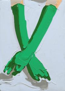 Lu Shou Tao綠手套