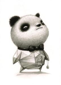 Crystal Panda