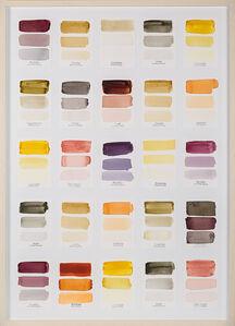 Carta de Color I
