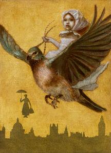 Bluebird Girl