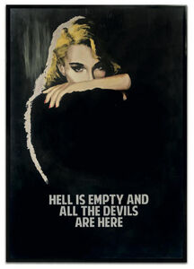 Hell Is Empty (Black/Blue)