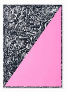 Untitled (Triangle Painting #22)