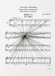 Mass Black Implosion (Mikrokosmos: Increasing – Diminishing, Bela Bartok)