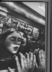 Untitled, London, from the series Soho, 2011