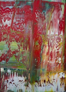 Abstract RedGreen