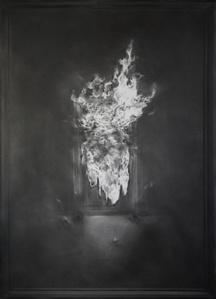 Untitled (Burning Door)