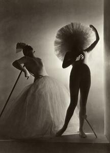 Salvador Dalí's costumes for Leonid Massine's ballet Bacchanale