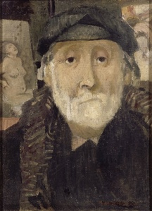 Portrait of the Painter Degas