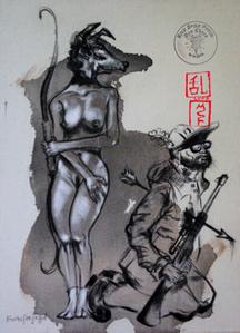 Fuchsfee Jagt