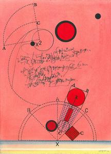 Geometric Scribe #57