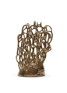 Untitled (Gold Bush 4)