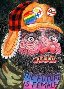Progressive Feminist Mountain Man (Dream Neighbor)