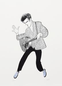 Elvis Presley, Blue Suede Shoes