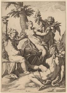 Venus, Bacchus, and Ceres