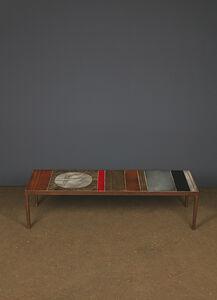 Soleil, Coffee table