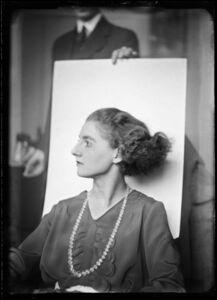 Wilma Jeuken, ca. 1933 © Paul Citroen / Nederlands Fotomuseum