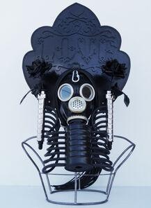 "Kokosnik - Gas Mask ""Love"""