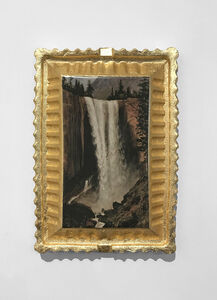 Preservation & Use (Vernal Falls, 1863, Albert Bierstadt)