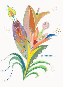 Orchidea della foresta