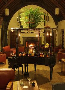 Bar Piano II (Mahogany Baby Grand)
