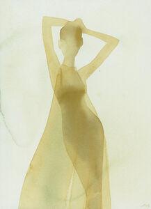 Silhouette (Sheer evening dress)