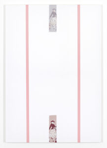 Untitled (NFS17-Pink Stripes)