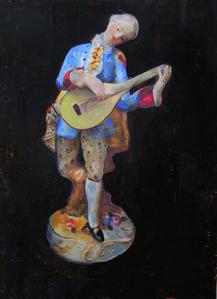 Blue Musician