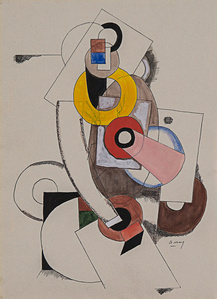 Composition Cubist