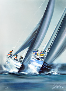 America's Cup - Valence