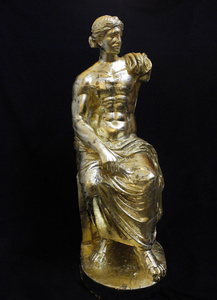 Zeus With Woman Head
