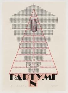 Party. Men