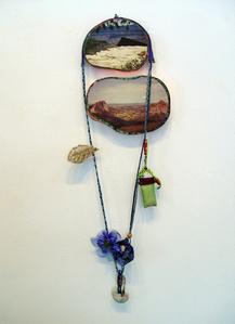 Night Jewelry: dream of mountains