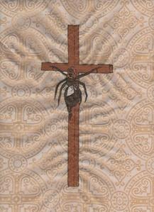 Cruz y ficción (Araña)