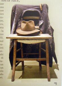 Morandi's chair