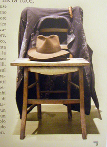 Morandi's chair