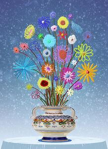 Springtime (framed)