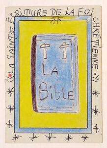 La bible.
