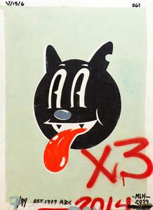 3 Black Cat