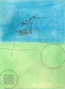 Geometric Scribe #19