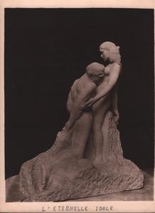 Rodin's L'Eternelle Idole