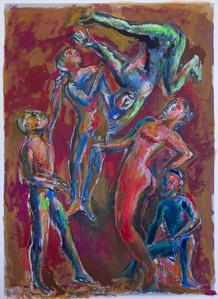 Le danze oscene del Risus Paschalis
