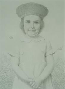 Flora (Sigourney & butterflies)