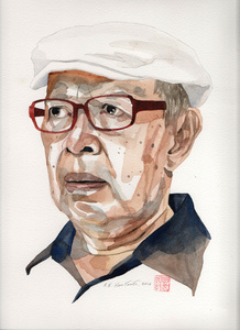 Painter #1 (New Indonesian Series)