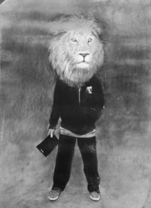 The Lion II (Paul Garcia Jr)