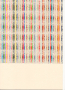 Untitled (1311161), (XXth century series: Bridget Riley)