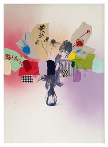 Paper Bouquet (in rainbows) IV